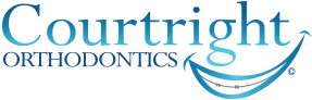 Courtright Orthodontics Logo